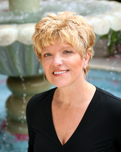 Image of interior designer Patti Marvitz