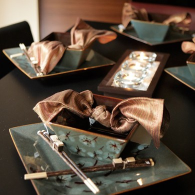 Decorative place setting